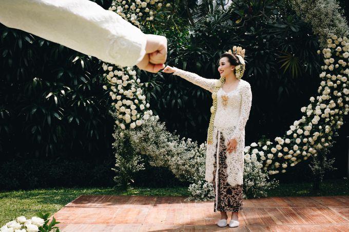 Amori & Hutama Wedding by AYANA Midplaza JAKARTA - 036