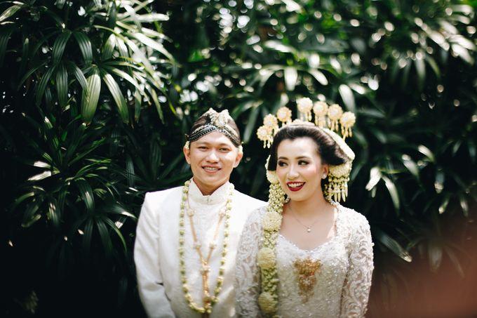 Amori & Hutama Wedding by AYANA Midplaza JAKARTA - 037