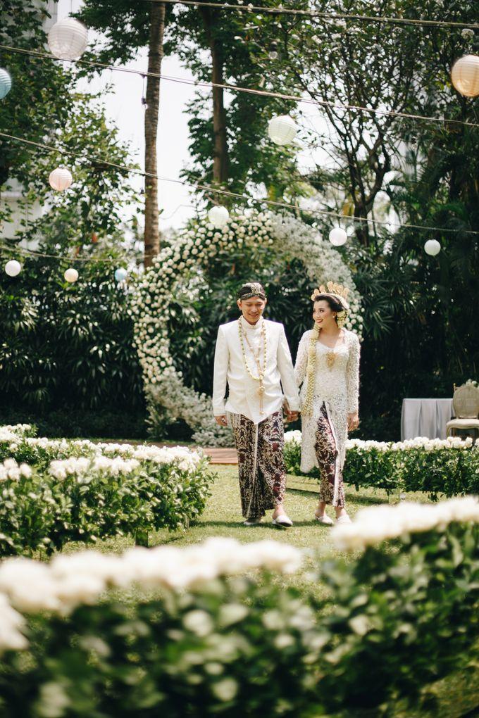 Amori & Hutama Wedding by AYANA Midplaza JAKARTA - 038