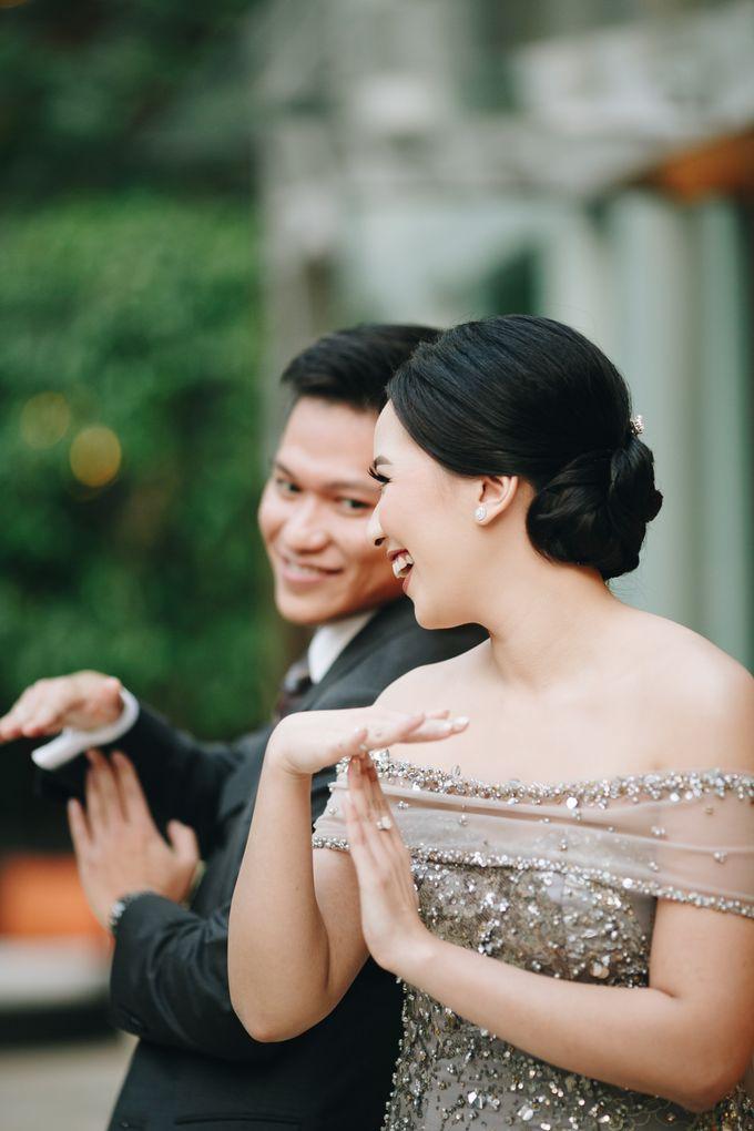 Amori & Hutama Wedding by AYANA Midplaza JAKARTA - 039