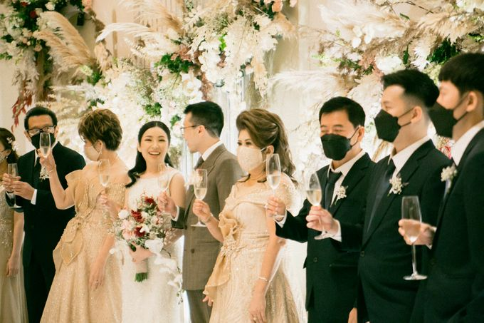 Grand Hyatt - Wedding of Clifford & Felicia by Toscana Music Entertainment - 004