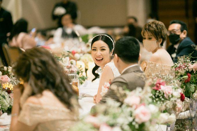 Grand Hyatt - Wedding of Clifford & Felicia by Toscana Music Entertainment - 001