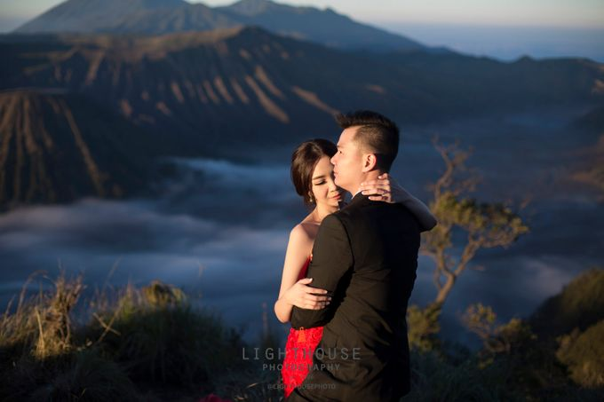 The Prewedding of Harry and Kathy by Lighthouse Photography - 003