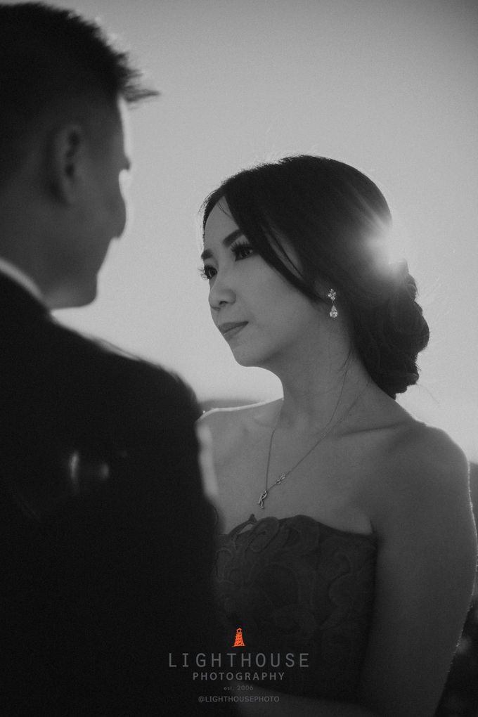 The Prewedding of Harry and Kathy by Lighthouse Photography - 004