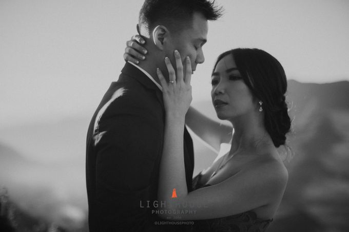 The Prewedding of Harry and Kathy by Lighthouse Photography - 005
