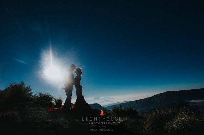 The Prewedding of Harry and Kathy by Lighthouse Photography - 009