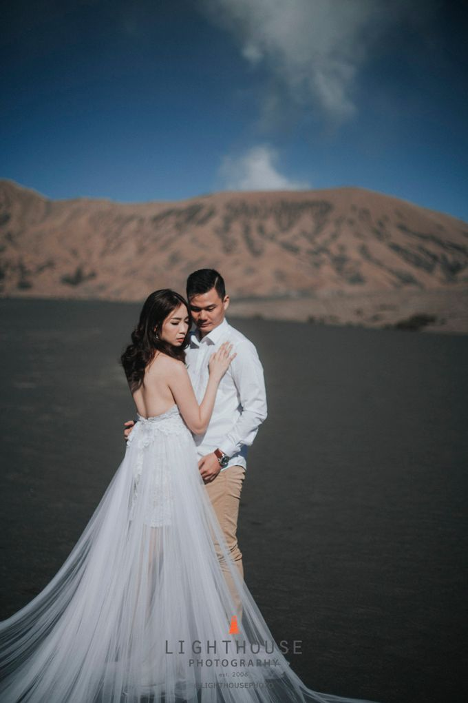 The Prewedding of Harry and Kathy by Lighthouse Photography - 012