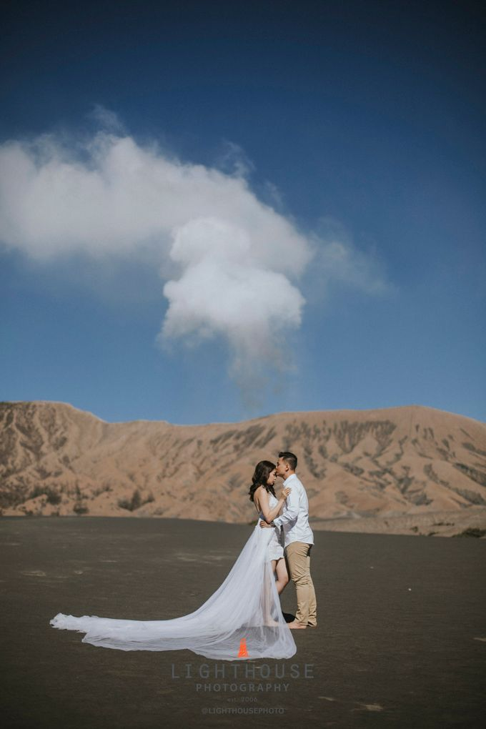 The Prewedding of Harry and Kathy by Lighthouse Photography - 013