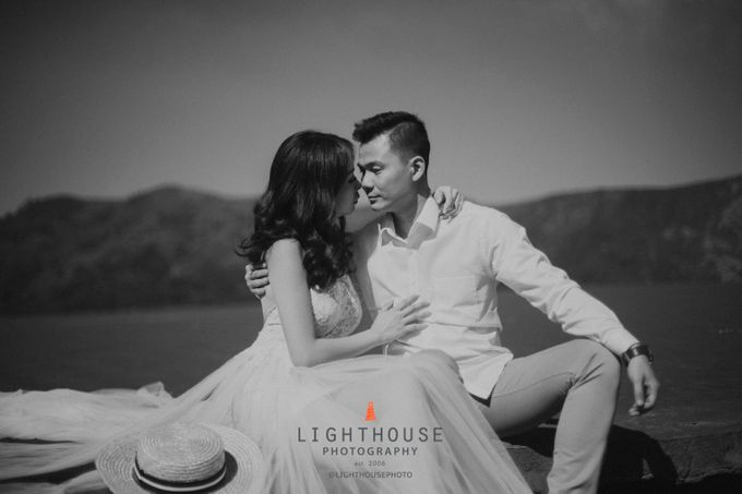 The Prewedding of Harry and Kathy by Lighthouse Photography - 017