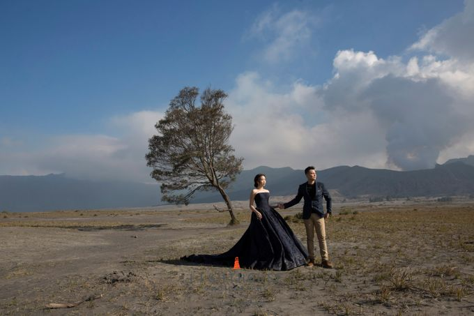 The Prewedding of Harry and Kathy by Lighthouse Photography - 020