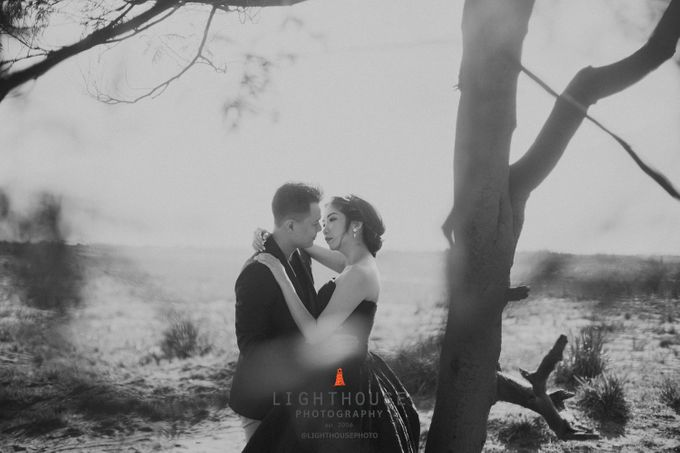 The Prewedding of Harry and Kathy by Lighthouse Photography - 021