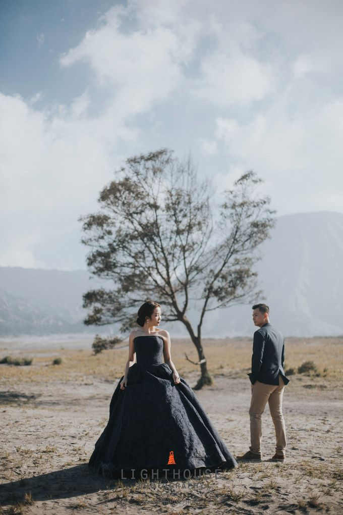 The Prewedding of Harry and Kathy by Lighthouse Photography - 022