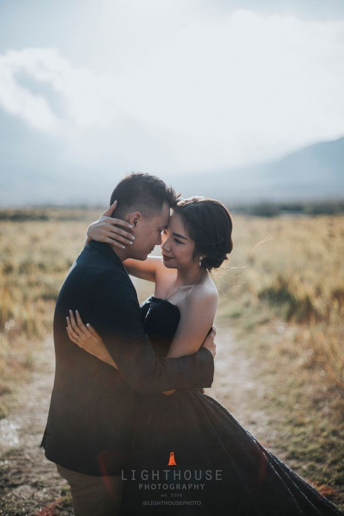 The Prewedding of Harry and Kathy by Lighthouse Photography - 024