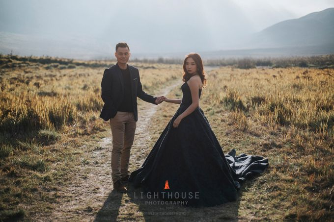 The Prewedding of Harry and Kathy by Lighthouse Photography - 026