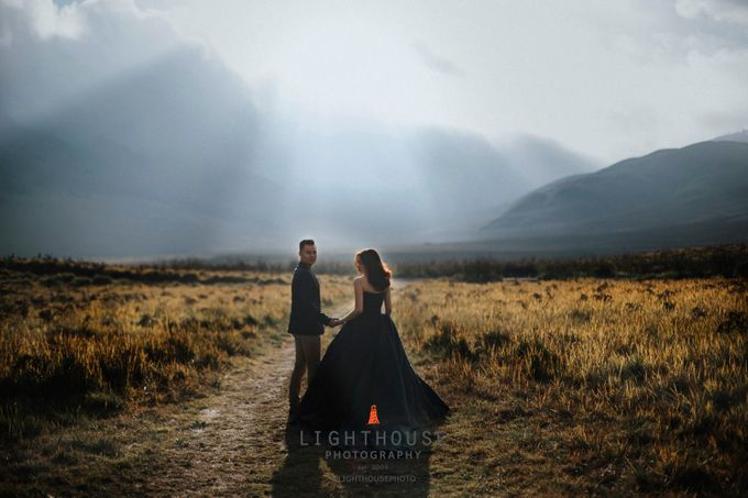 The Prewedding of Harry and Kathy by Lighthouse Photography - 027