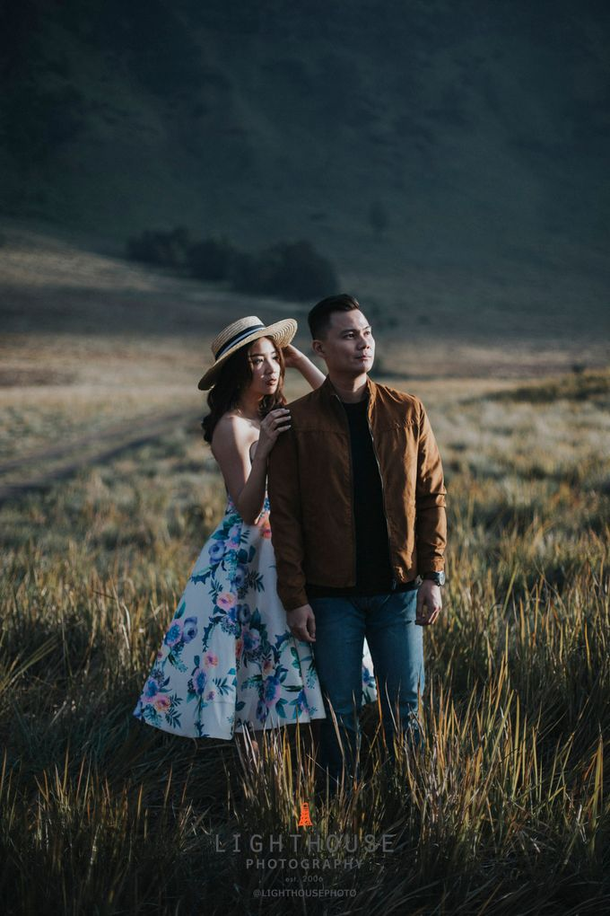 The Prewedding of Harry and Kathy by Lighthouse Photography - 028