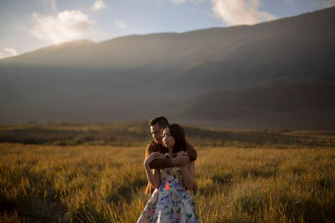 The Prewedding of Harry and Kathy by Lighthouse Photography - 030
