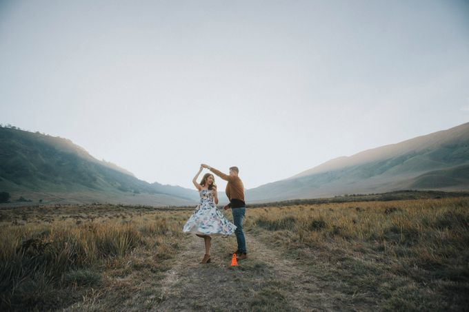 The Prewedding of Harry and Kathy by Lighthouse Photography - 031