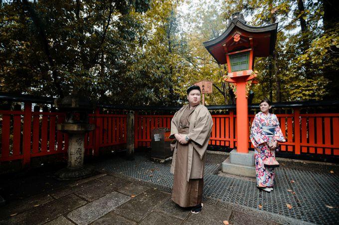 Japan   Prewedding Alwin & Ney by Monchichi - 012