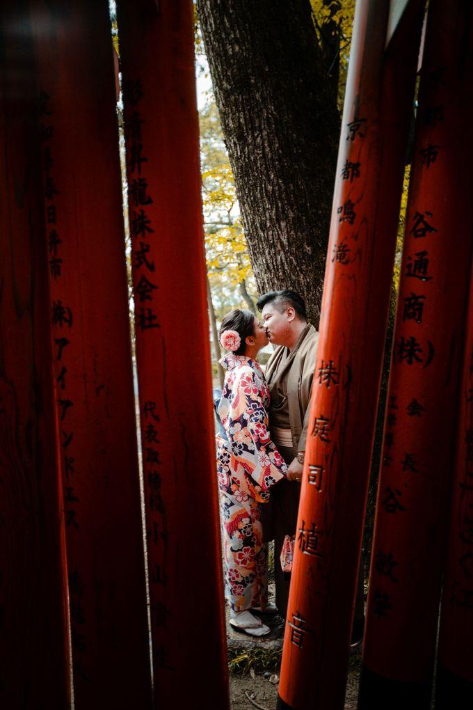 Japan   Prewedding Alwin & Ney by Monchichi - 013