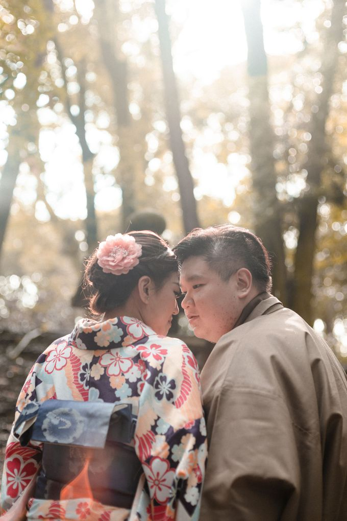 Japan   Prewedding Alwin & Ney by Monchichi - 014