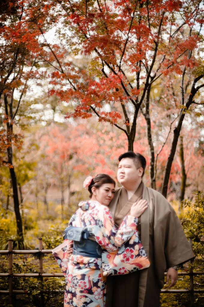Japan   Prewedding Alwin & Ney by Monchichi - 015