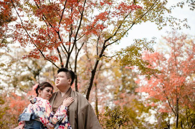 Japan   Prewedding Alwin & Ney by Monchichi - 016