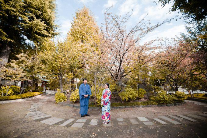 Japan   Prewedding Sutrisno & Verlina by Monchichi - 018
