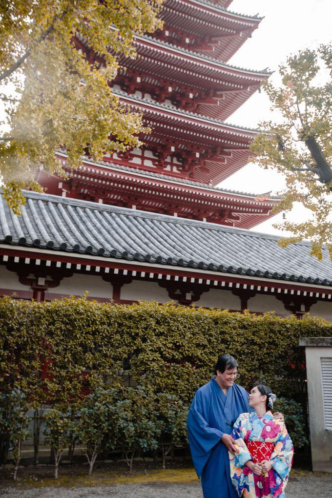 Japan   Prewedding Sutrisno & Verlina by Monchichi - 015