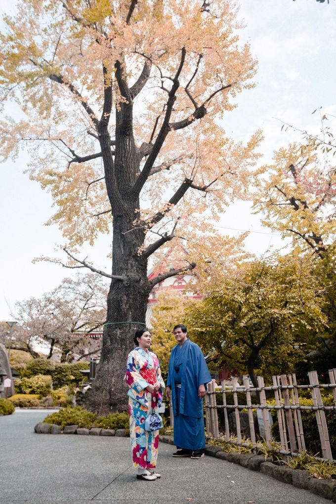 Japan   Prewedding Sutrisno & Verlina by Monchichi - 016