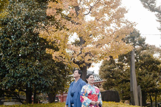 Japan   Prewedding Sutrisno & Verlina by Monchichi - 017