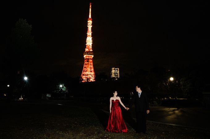 Japan   Prewedding Sutrisno & Verlina by Monchichi - 023