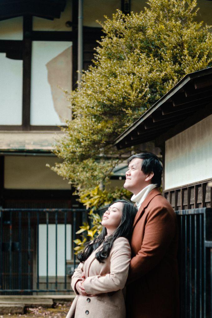 Japan   Prewedding Sutrisno & Verlina by Monchichi - 003