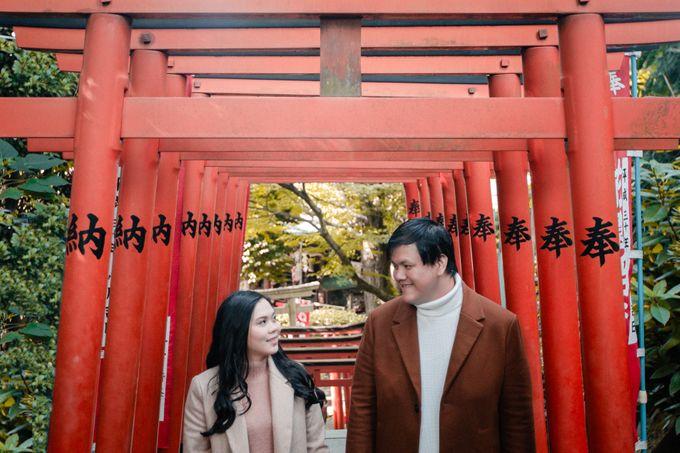 Japan   Prewedding Sutrisno & Verlina by Monchichi - 004