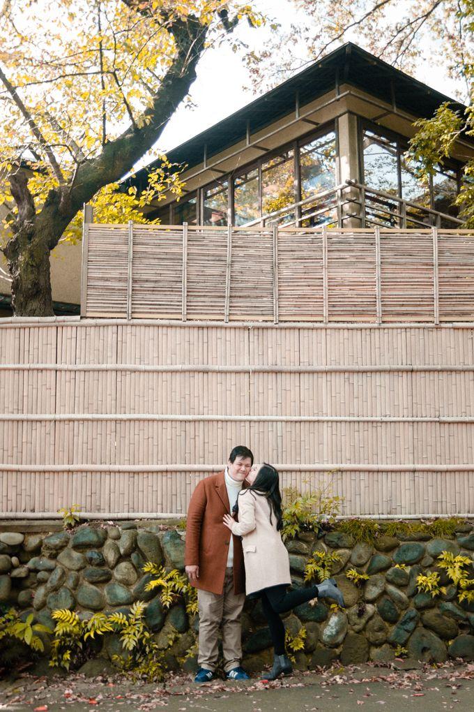 Japan   Prewedding Sutrisno & Verlina by Monchichi - 006