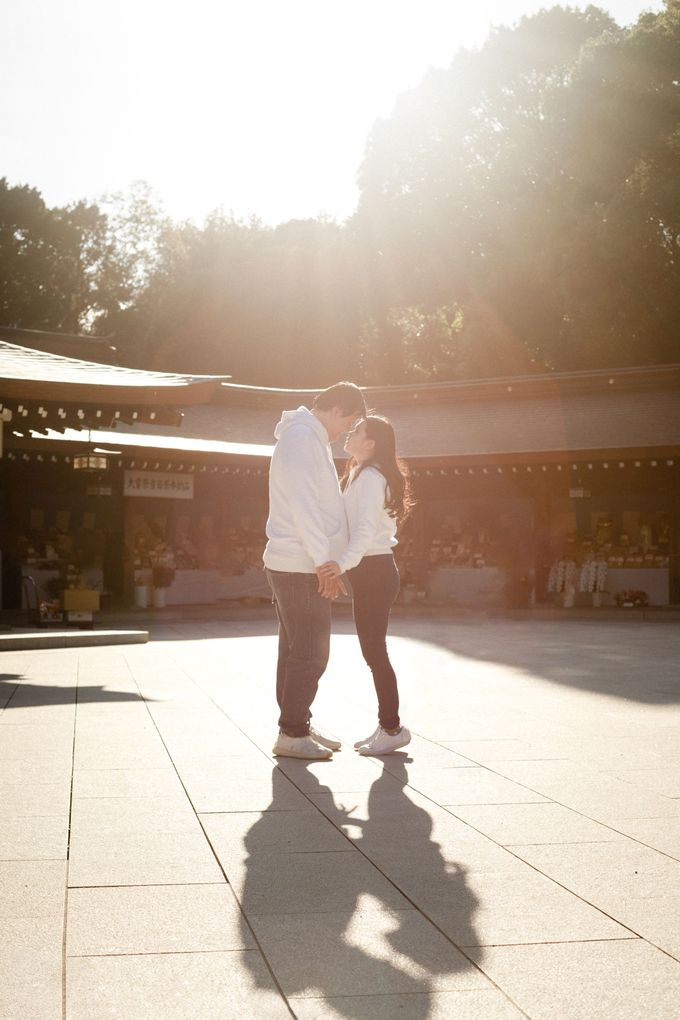 Japan   Prewedding Sutrisno & Verlina by Monchichi - 002