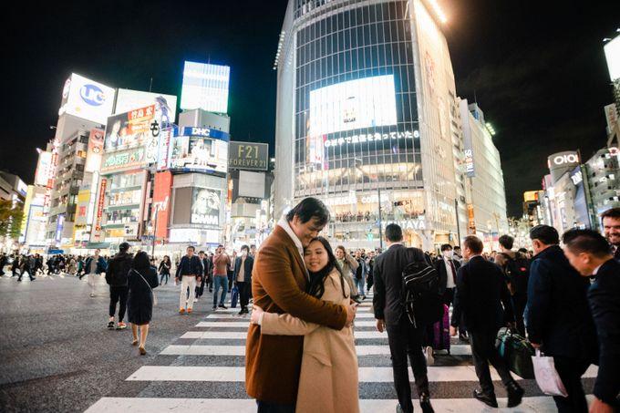 Japan   Prewedding Sutrisno & Verlina by Monchichi - 011