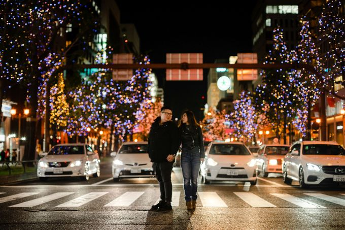 Japan   Prewedding Alwin & Ney by Monchichi - 003