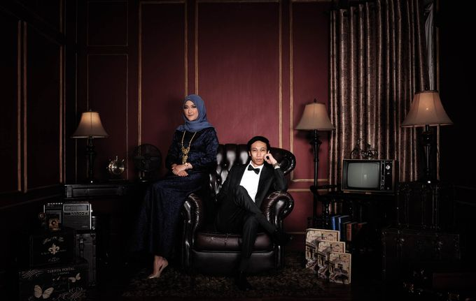 Fajar & Indah Pre wedding by MariMoto Productions - 001