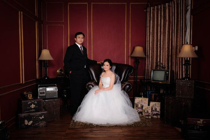 Anastasia & Dwi Hatmojo Pre wedding by MariMoto Productions - 001