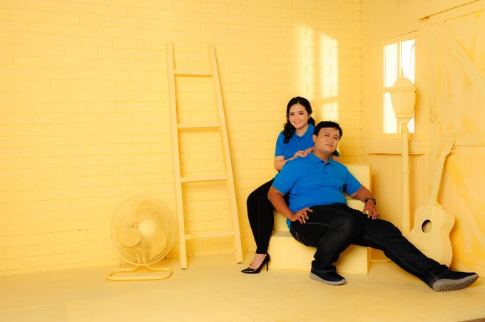 Anastasia & Dwi Hatmojo Pre wedding by MariMoto Productions - 010