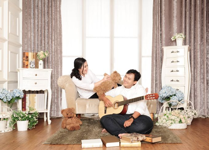 Anastasia & Dwi Hatmojo Pre wedding by MariMoto Productions - 013