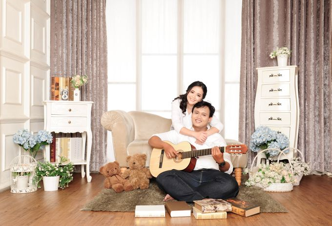 Anastasia & Dwi Hatmojo Pre wedding by MariMoto Productions - 014