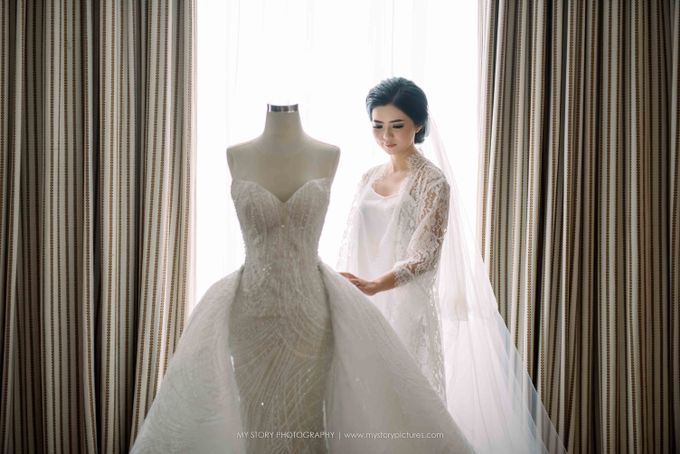 Wedding - Doni & Dea by My Story Photography & Video - 001
