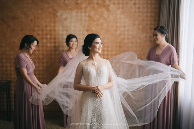 Wedding - Doni & Dea by My Story Photography & Video - 009
