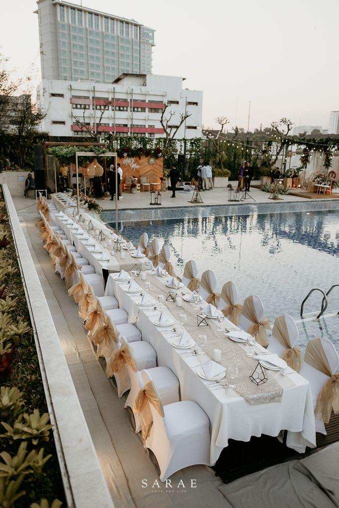 POOLSIDE WEDDING by Crowne Plaza Bandung - 002