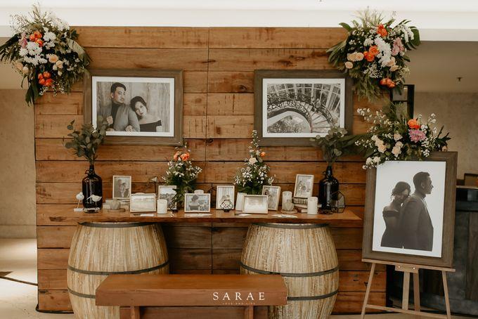 POOLSIDE WEDDING by Crowne Plaza Bandung - 004