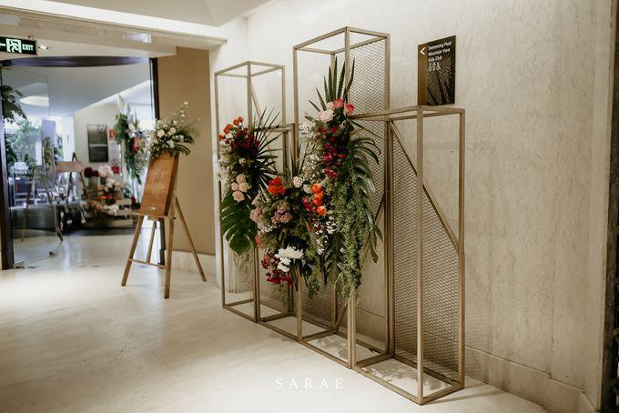 POOLSIDE WEDDING by Crowne Plaza Bandung - 007