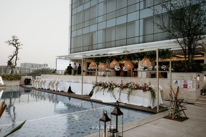 POOLSIDE WEDDING by Crowne Plaza Bandung - 008