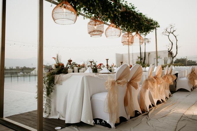 POOLSIDE WEDDING by Crowne Plaza Bandung - 009